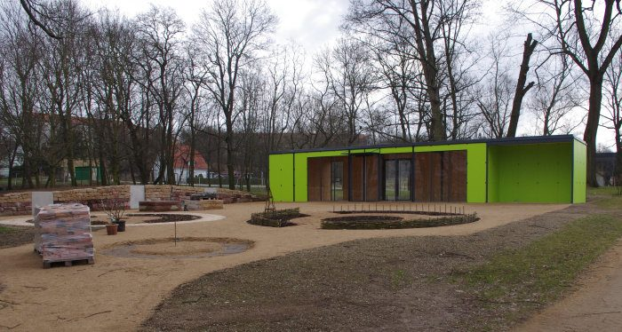 Grünes Klassenzimmer Apolda